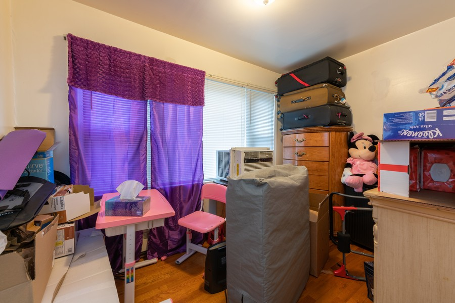 Real Estate Photography - 2819 W Balmoral, Unit 2W, Chicago, IL, 60625 - Office