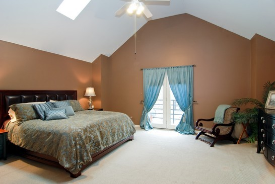 Real Estate Photography - 1654 N Washtenaw, Chicago, IL, 60647 - Master Bedroom