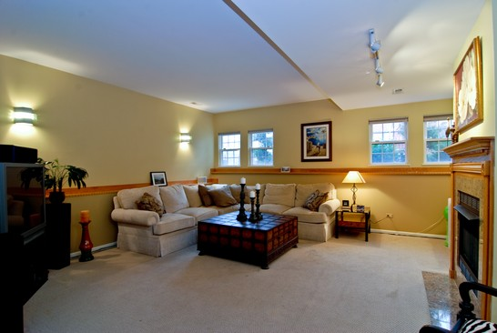 Real Estate Photography - 1654 N Washtenaw, Chicago, IL, 60647 - Recreational Room