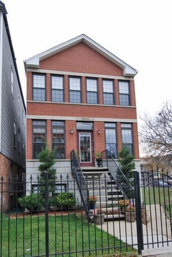 Real Estate Photography - 1654 N Washtenaw, Chicago, IL, 60647 - Front View