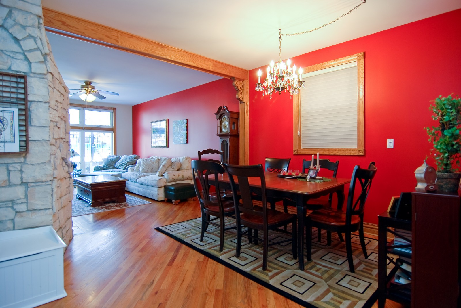 Real Estate Photography - 1834 N Marshfield, Chicago, IL, 60622 - Dining Room