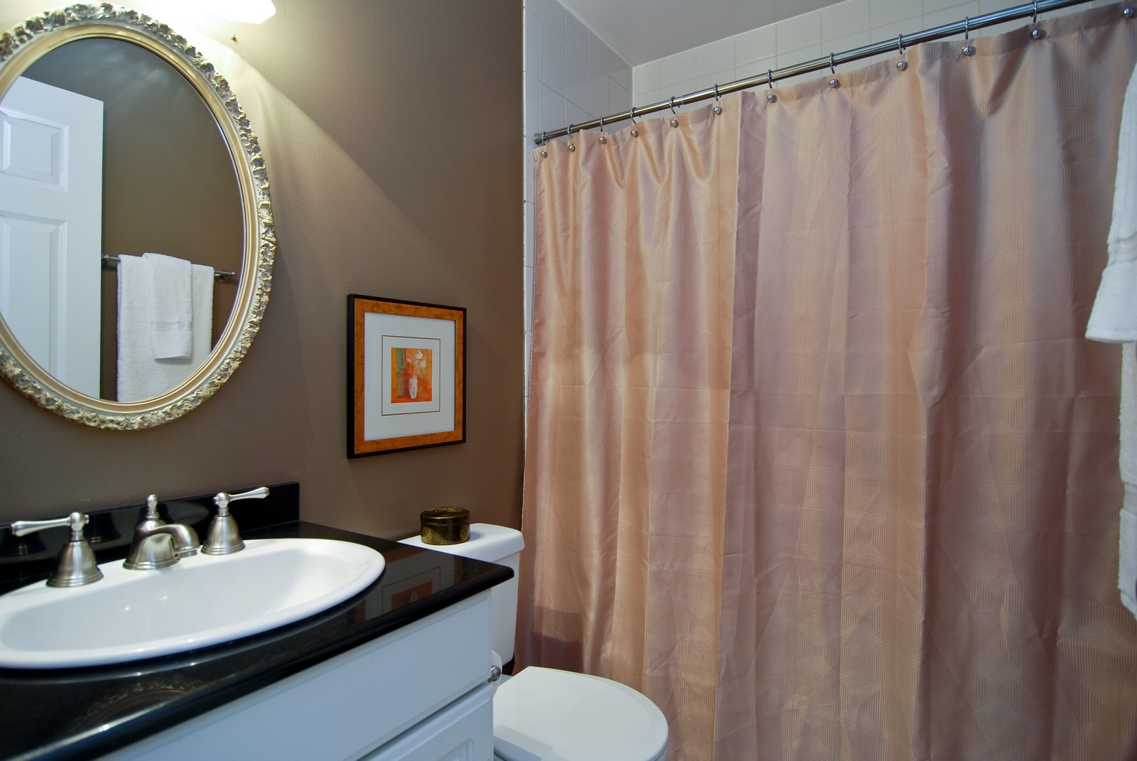 Real Estate Photography - 2901 N Lakewood, Unit E, Chicago, IL, 60657 - Bathroom