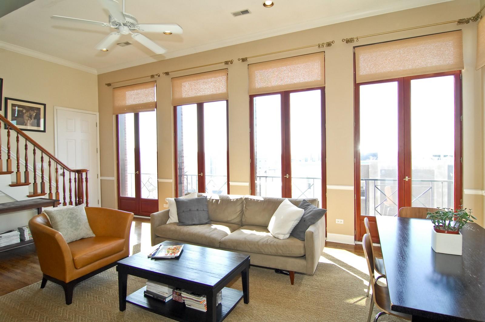 Real Estate Photography - 1865 N Winnebago, Unit 4, Chicago, IL, 60647 - Location 1