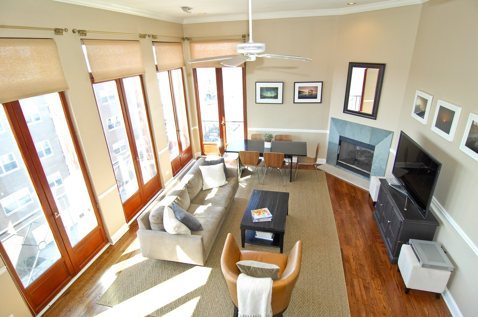 Real Estate Photography - 1865 N Winnebago, Unit 4, Chicago, IL, 60647 - Location 6