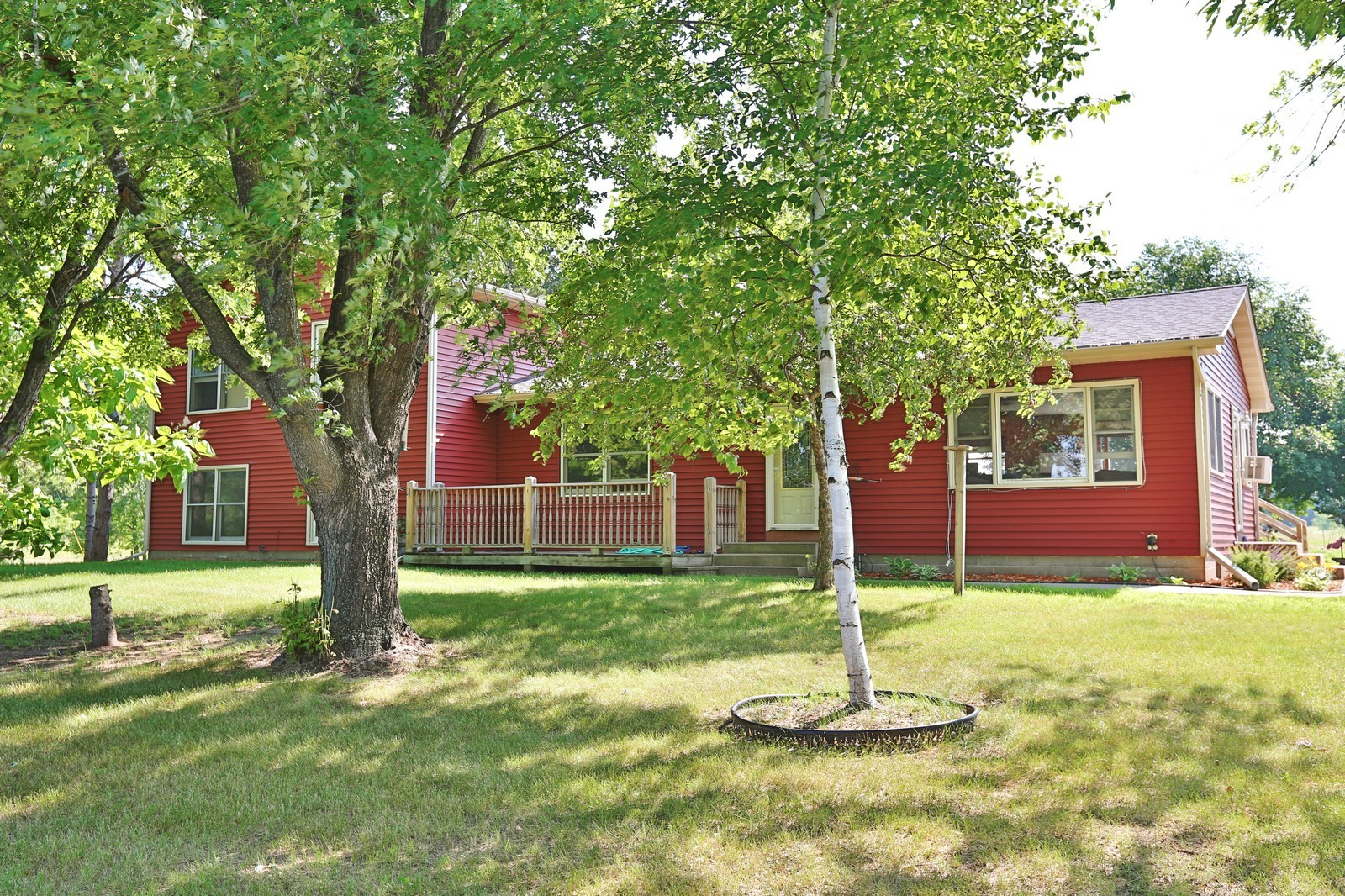 Real Estate Photography - 25917 Xylite St NE, Isanti, MN, 55040 - Front View