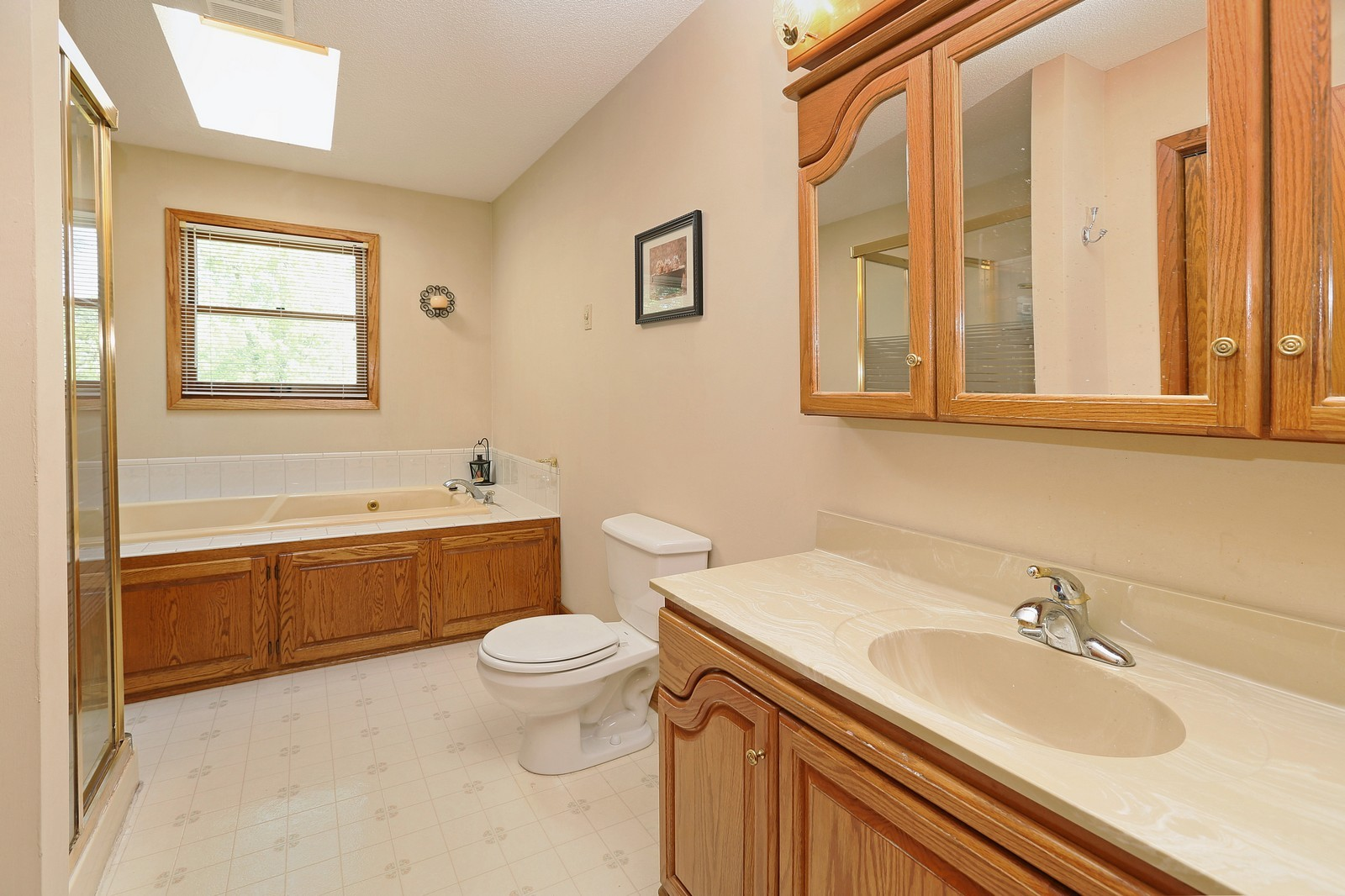 Real Estate Photography - 25917 Xylite St NE, Isanti, MN, 55040 - Bathroom