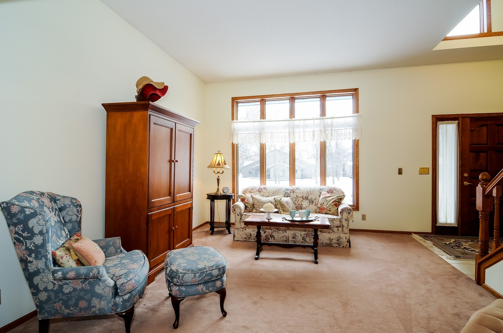 Real Estate Photography - 1933 128th Ave NW, Coon Rapids, MN, 55448 - Living Room