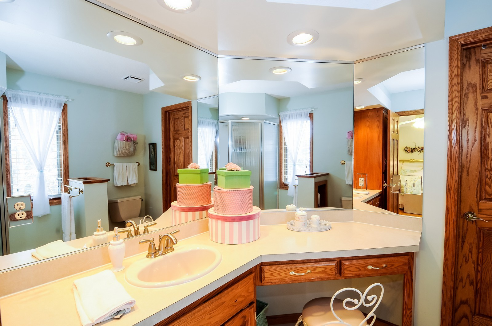 Real Estate Photography - 1933 128th Ave NW, Coon Rapids, MN, 55448 - Master Bathroom