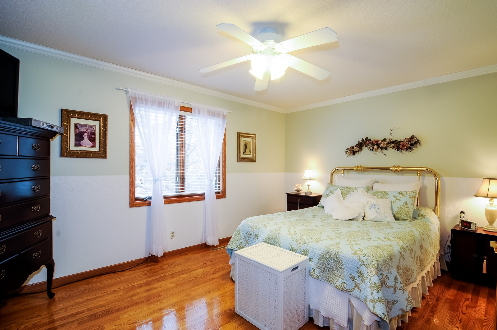 Real Estate Photography - 1933 128th Ave NW, Coon Rapids, MN, 55448 - Master Bedroom