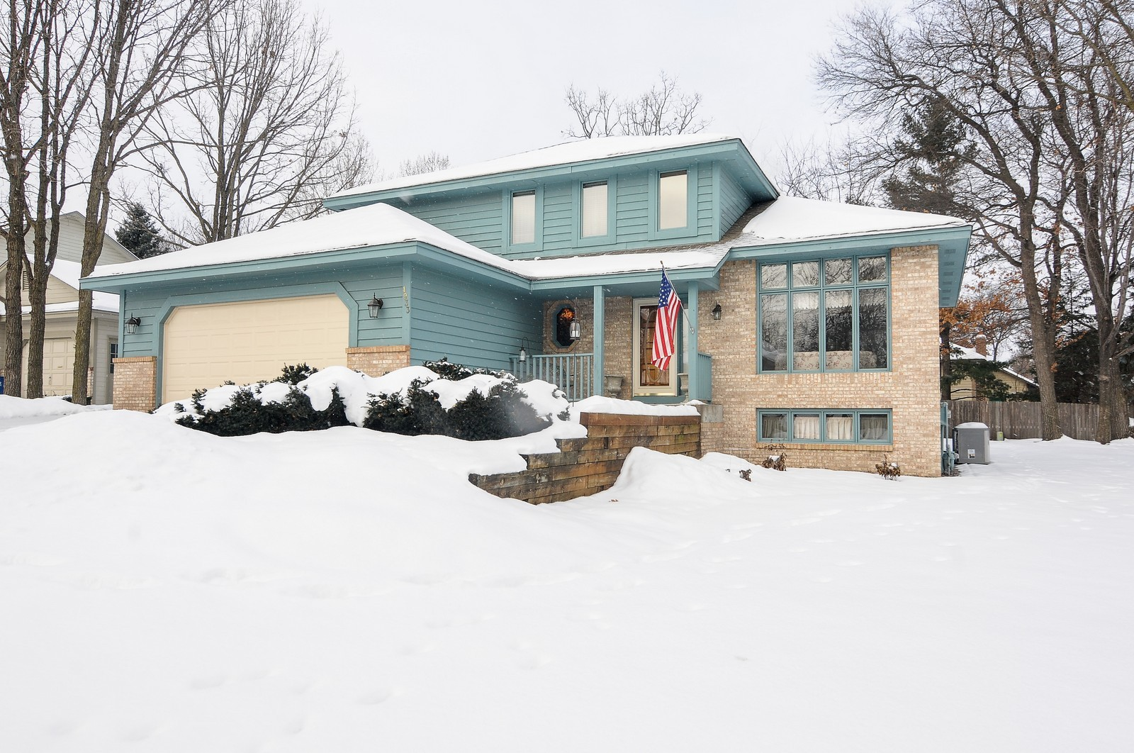 Real Estate Photography - 1933 128th Ave NW, Coon Rapids, MN, 55448 - Front View