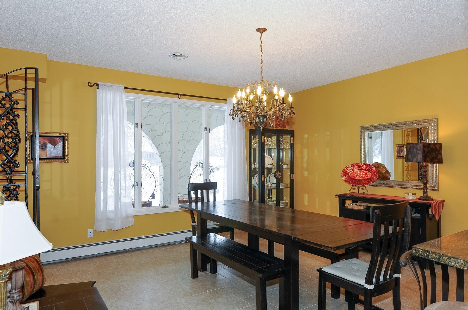 Real Estate Photography - 5171 Hilltop Ave N, Lake Elmo, MN, 55042 - Dining Room