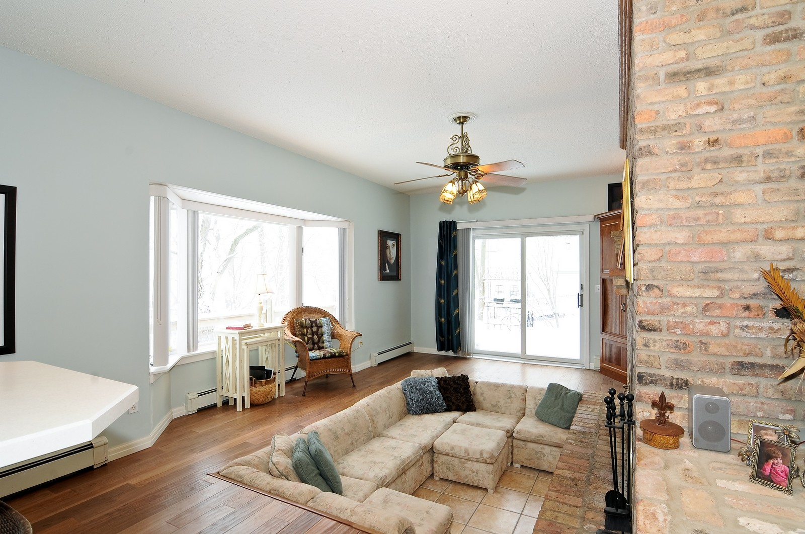 Real Estate Photography - 5171 Hilltop Ave N, Lake Elmo, MN, 55042 - Family Room