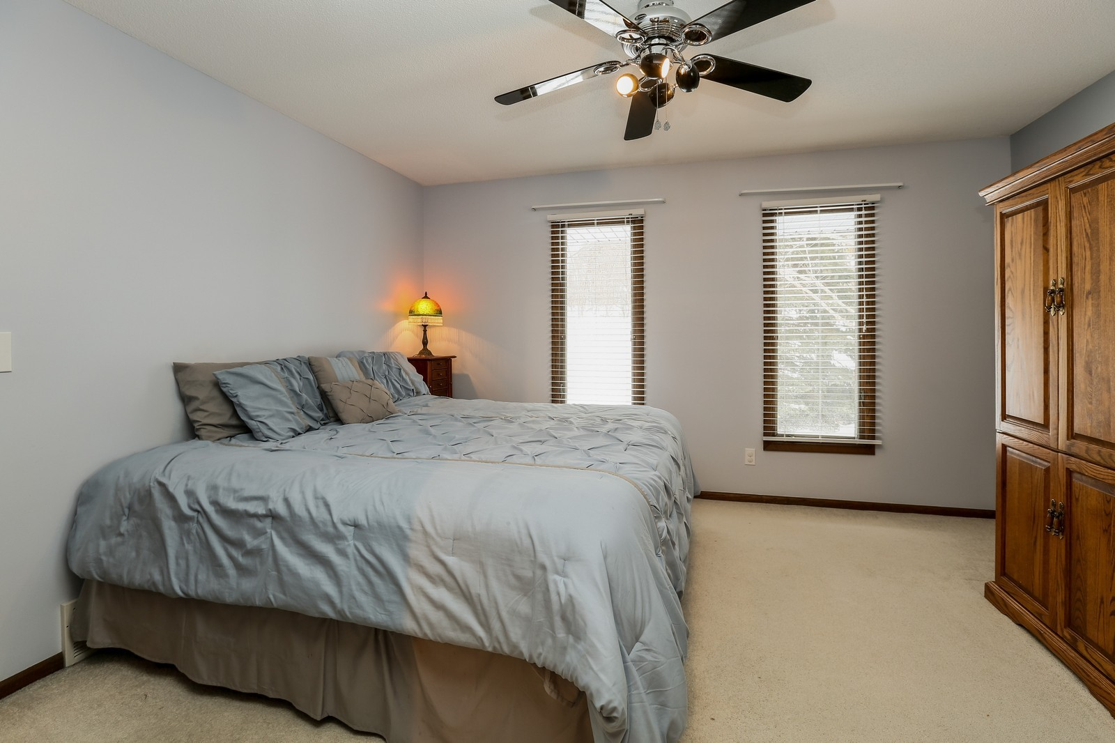 Real Estate Photography - 3250 Williams Lane, Minnetrista, MN, 55364 - Master Bedroom