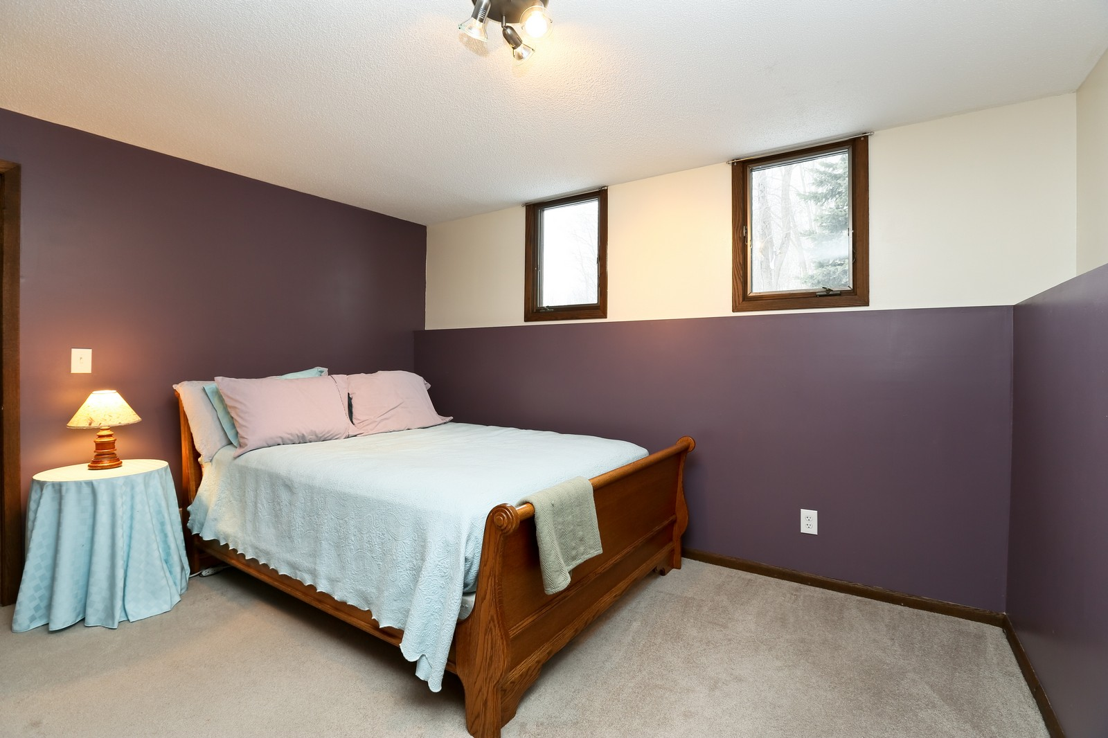 Real Estate Photography - 3250 Williams Lane, Minnetrista, MN, 55364 - 3rd Bedroom