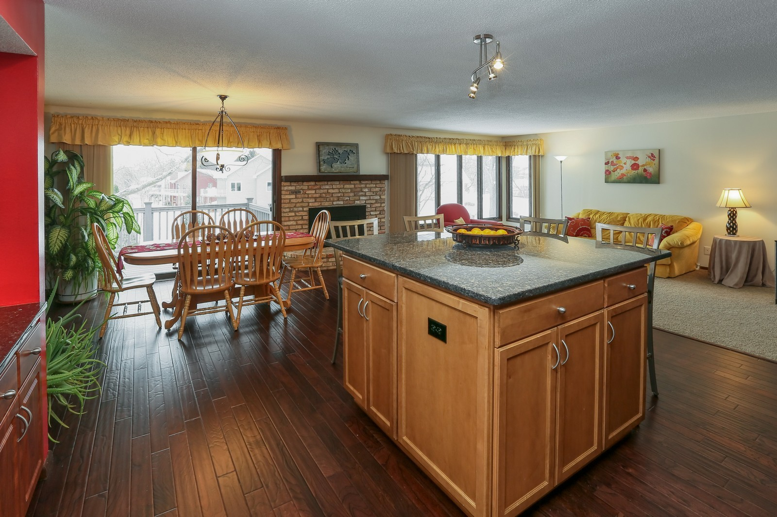 Real Estate Photography - 3250 Williams Lane, Minnetrista, MN, 55364 - Kitchen