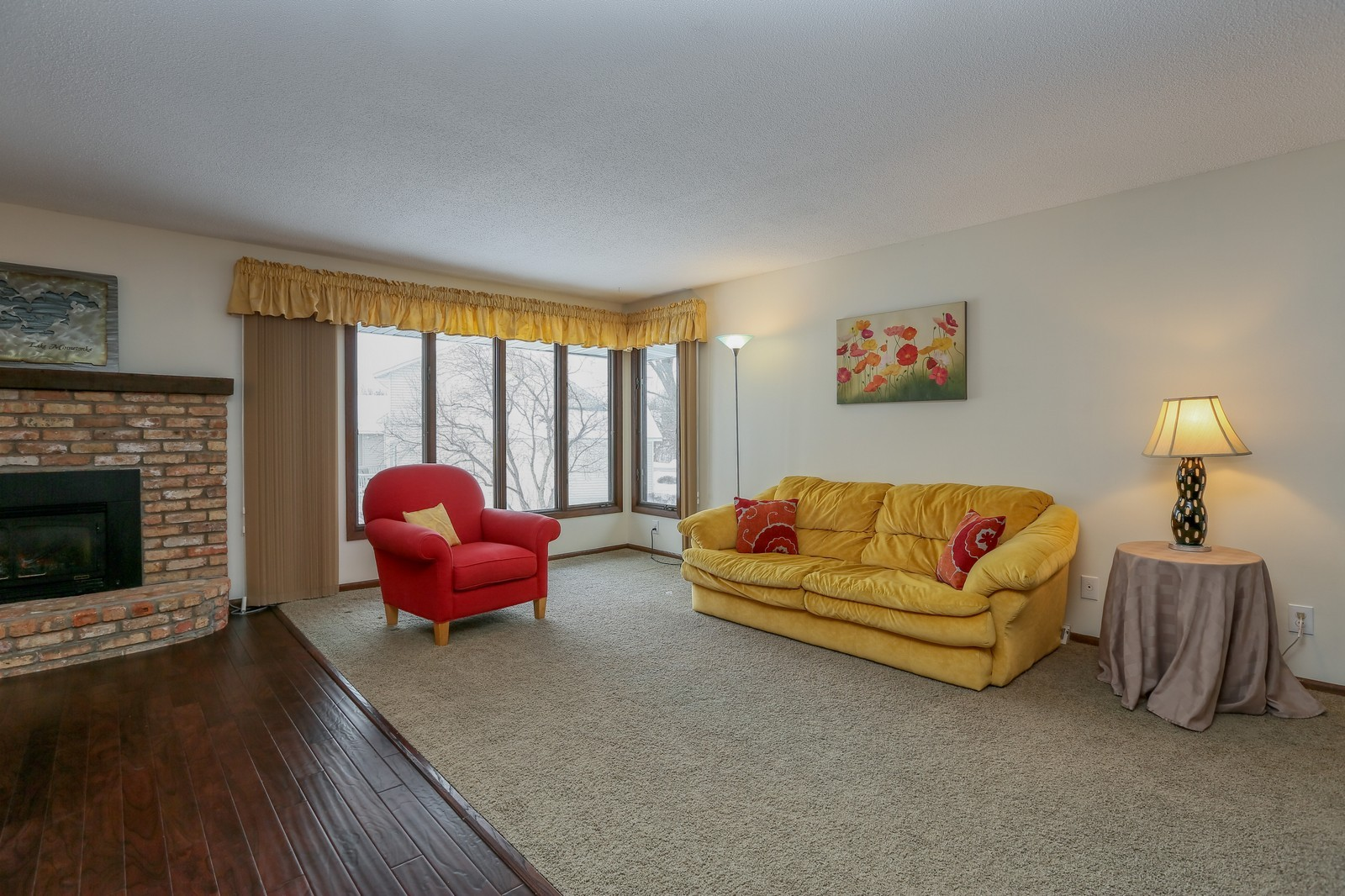 Real Estate Photography - 3250 Williams Lane, Minnetrista, MN, 55364 - Family Room