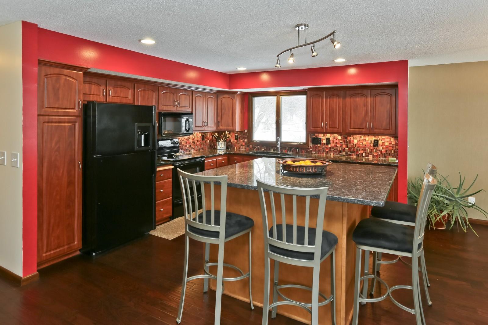 Real Estate Photography - 3250 Williams Lane, Minnetrista, MN, 55364 - Kitchen