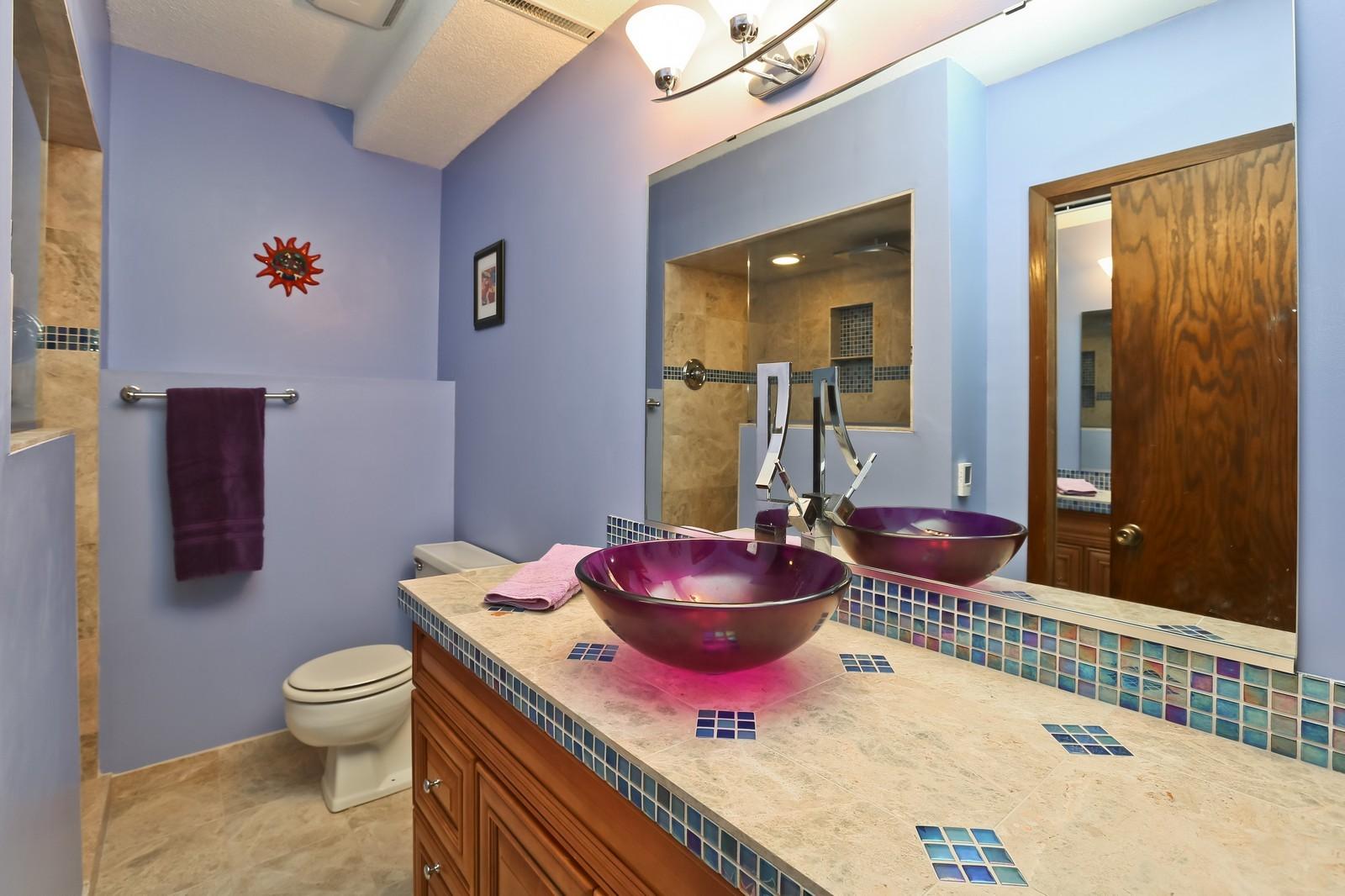 Real Estate Photography - 3250 Williams Lane, Minnetrista, MN, 55364 - Bathroom