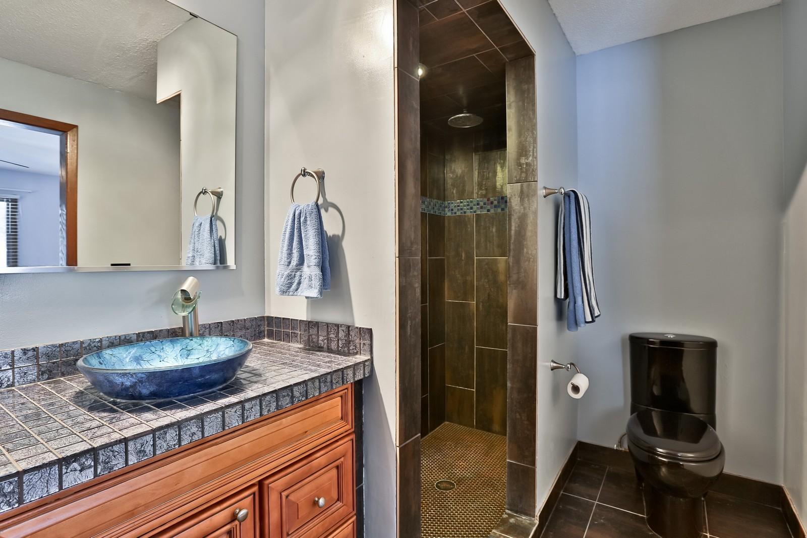Real Estate Photography - 3250 Williams Lane, Minnetrista, MN, 55364 - 2nd Bathroom