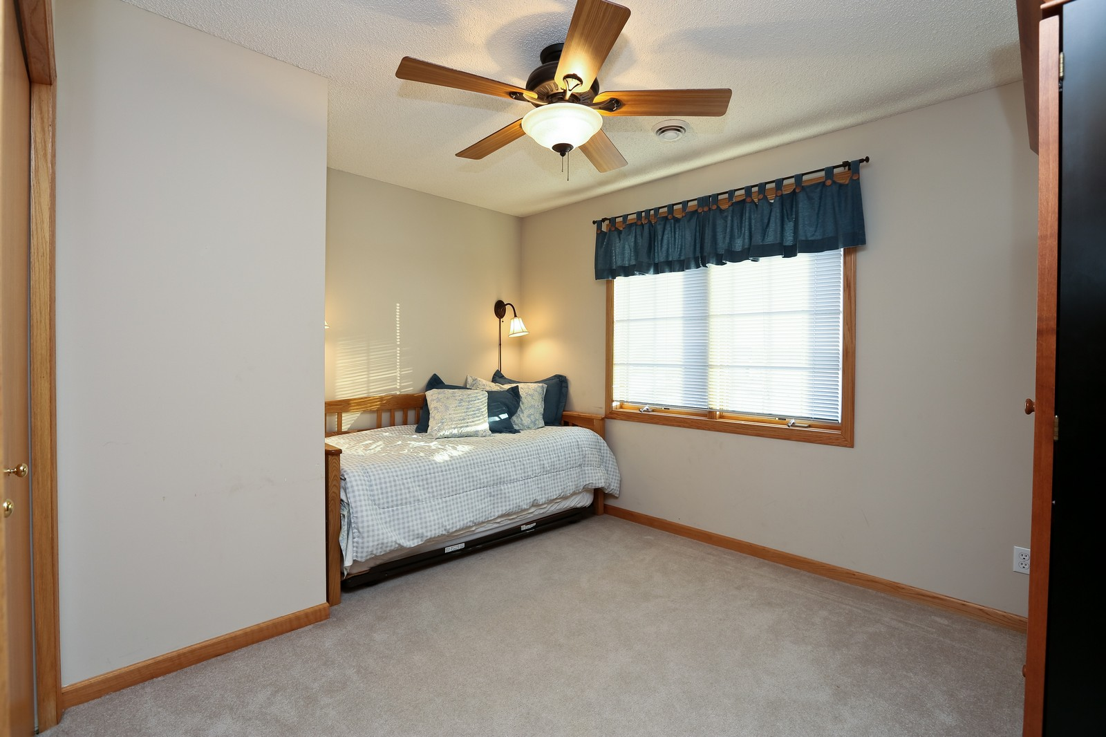 Real Estate Photography - 23160 Meadowview Dr, Corcoran, MN, 55374 - 3rd Bedroom