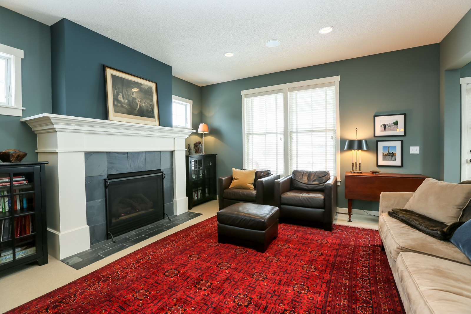 Real Estate Photography - 170 Rutherford Rd, Stillwater, MN, 55082 - Living Room