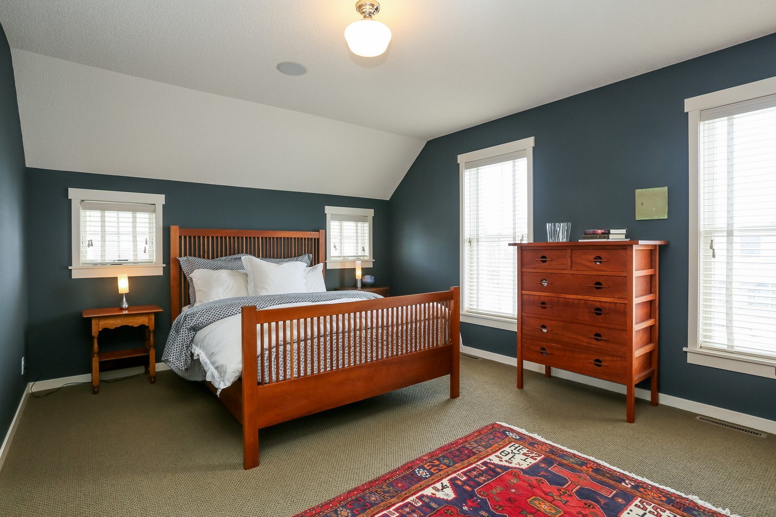 Real Estate Photography - 170 Rutherford Rd, Stillwater, MN, 55082 - Master Bedroom