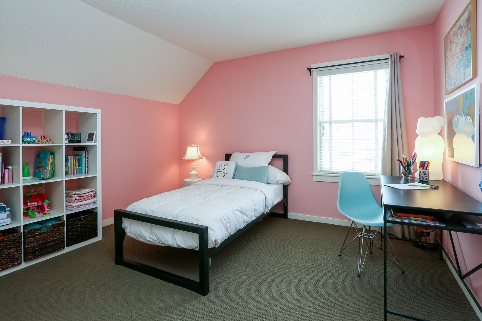 Real Estate Photography - 170 Rutherford Rd, Stillwater, MN, 55082 - 2nd Bedroom