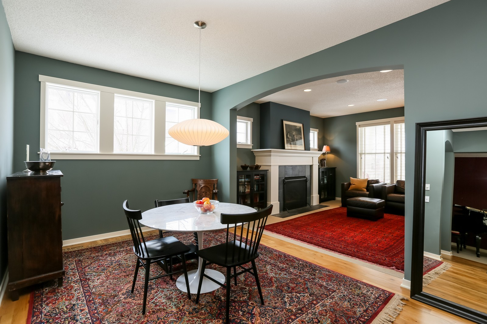 Real Estate Photography - 170 Rutherford Rd, Stillwater, MN, 55082 - Dining Room