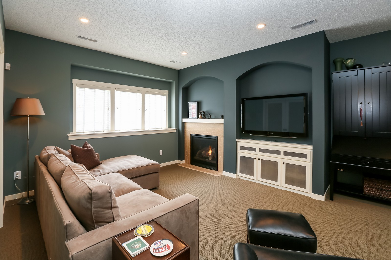 Real Estate Photography - 170 Rutherford Rd, Stillwater, MN, 55082 - Family Room
