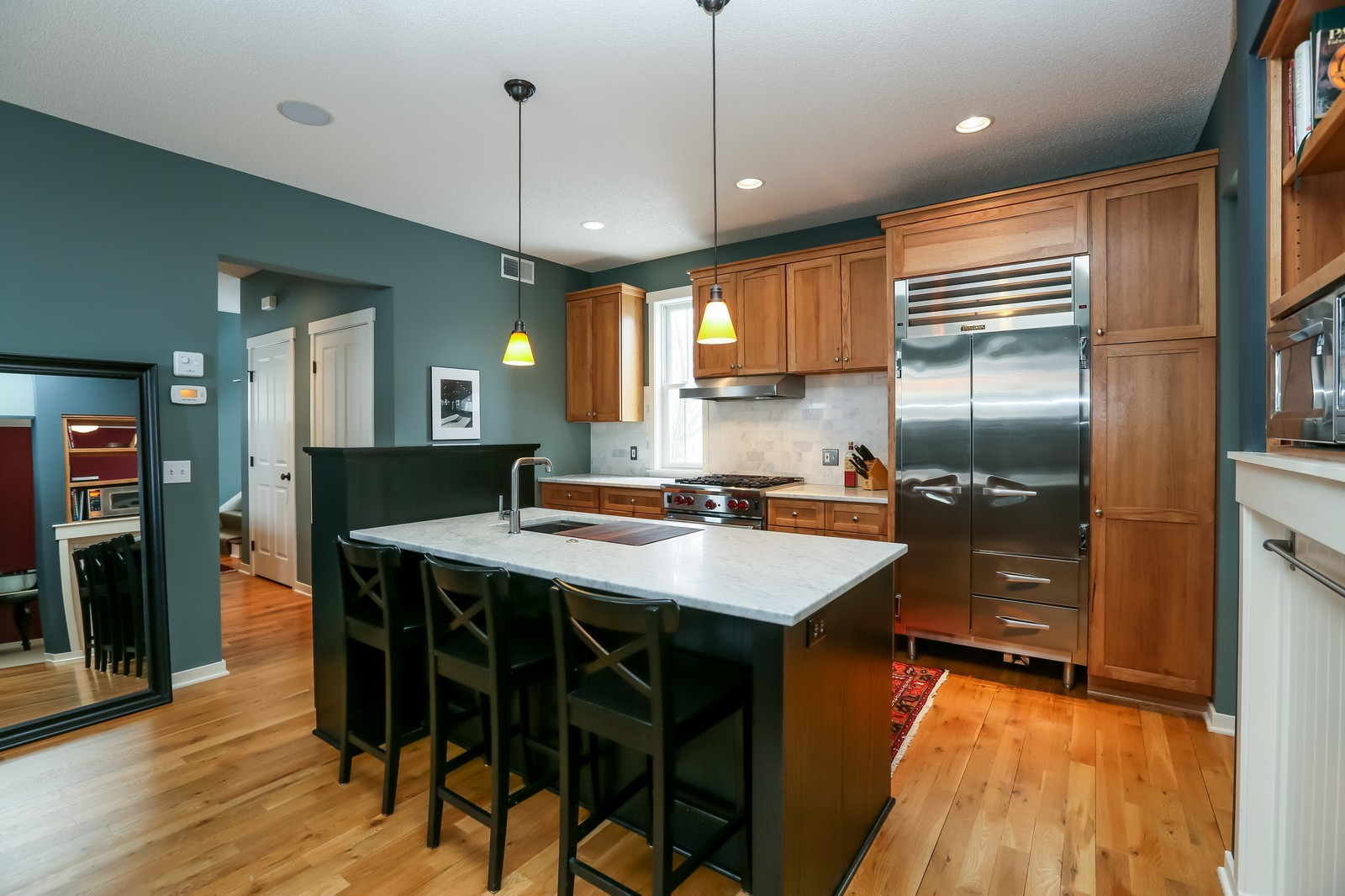 Real Estate Photography - 170 Rutherford Rd, Stillwater, MN, 55082 - Kitchen