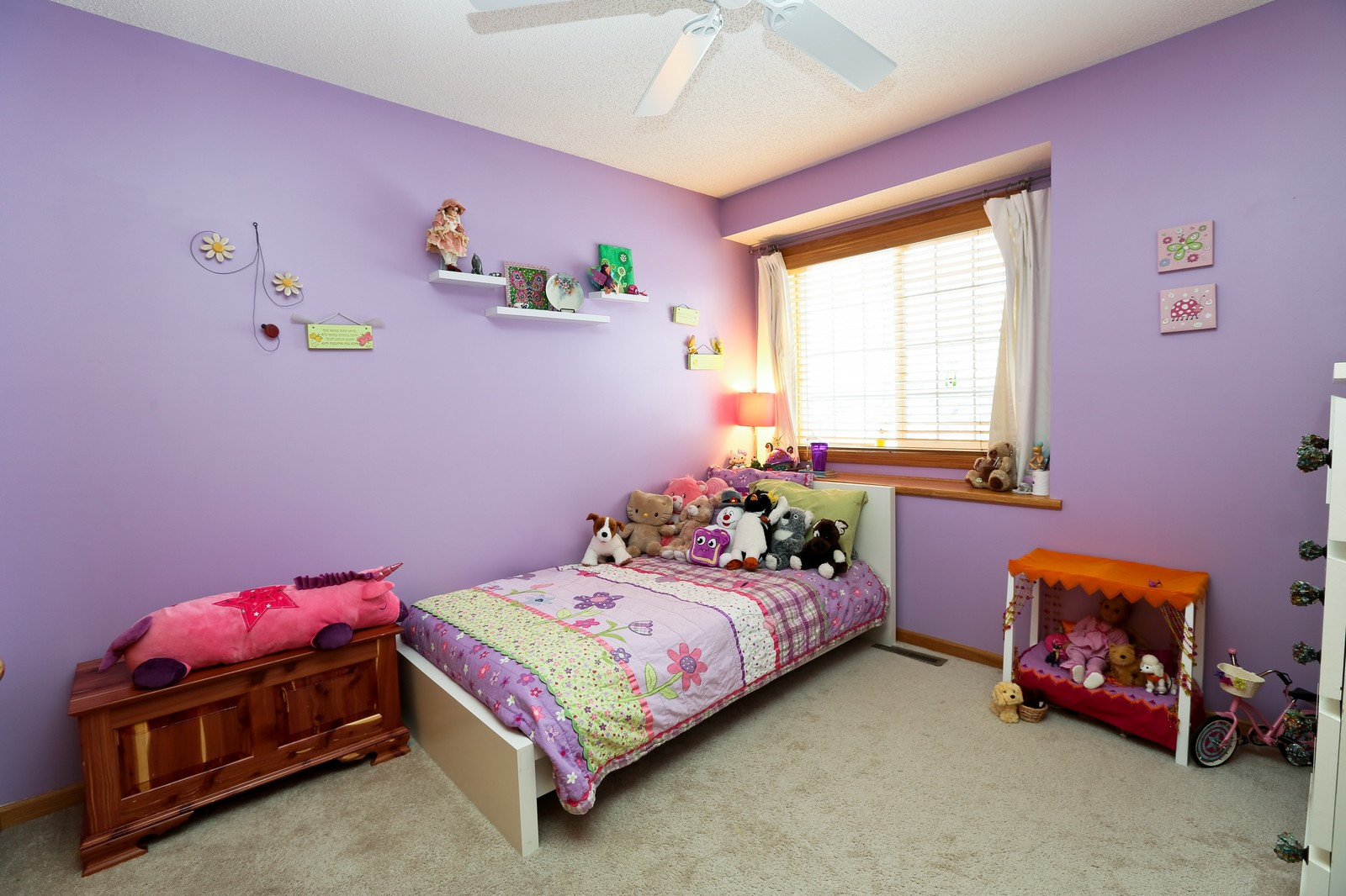 Real Estate Photography - 15488 Linnet Street NW, Andover, MN, 55304 - 3rd Bedroom