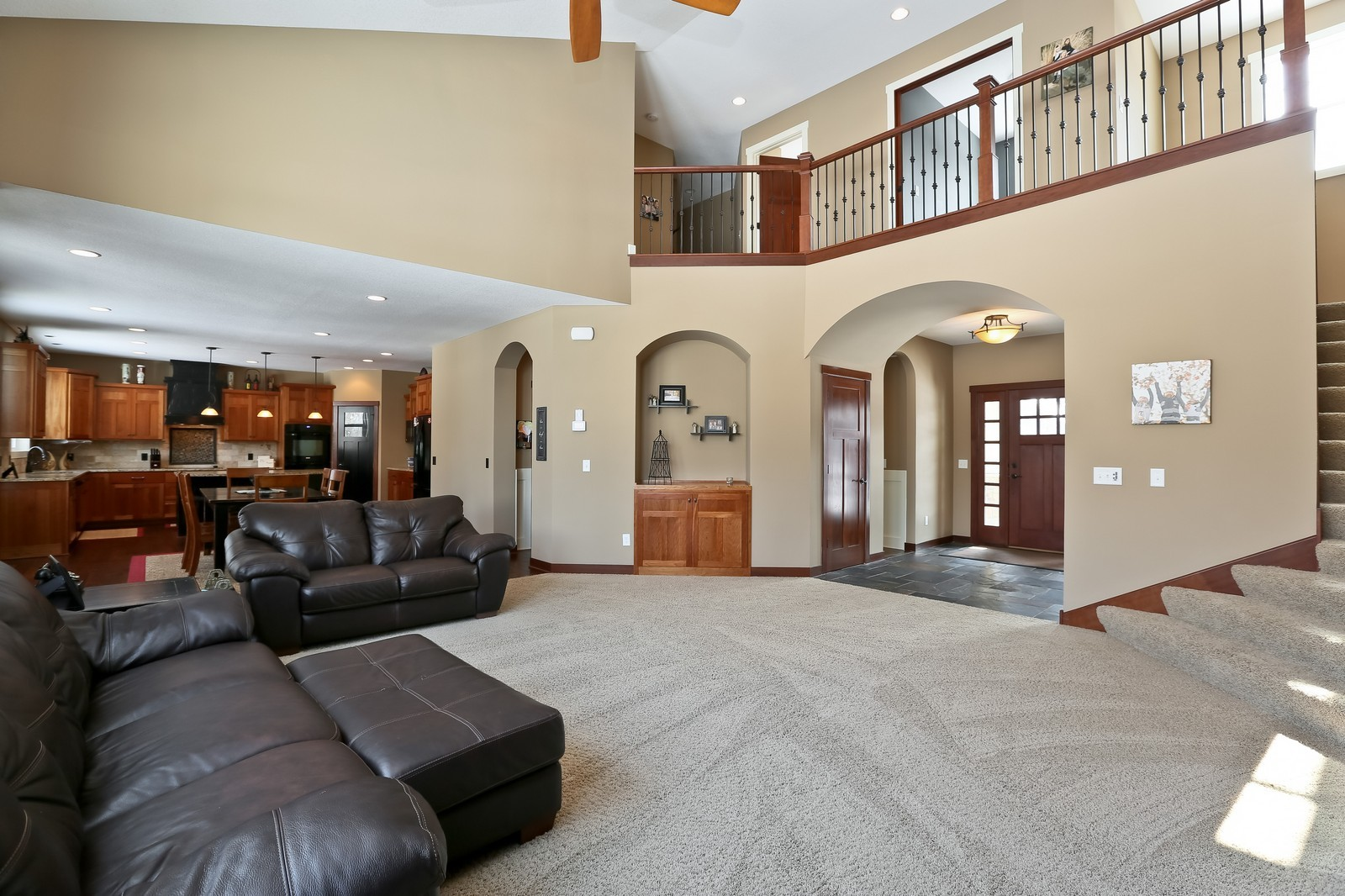 Real Estate Photography - 859 Fox Rd, Lino Lakes, MN, 55014 - Location 1