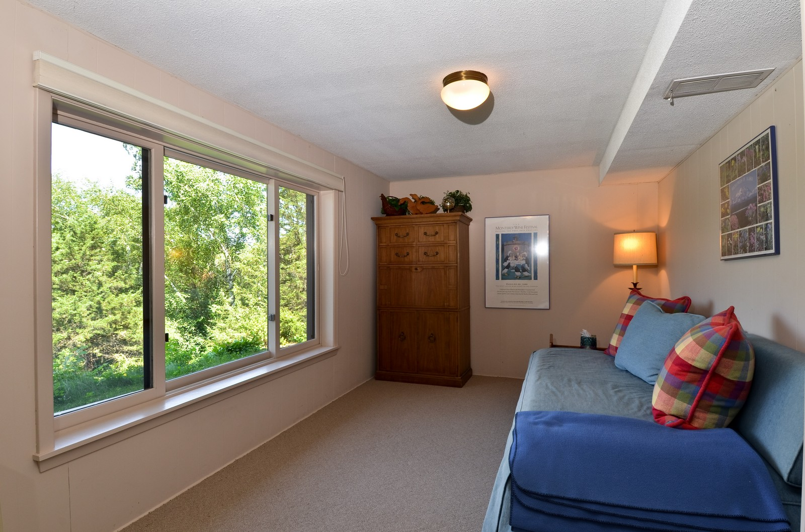 Real Estate Photography - N8885 1250th Street, River Falls, WI, 54022 - Extra Room