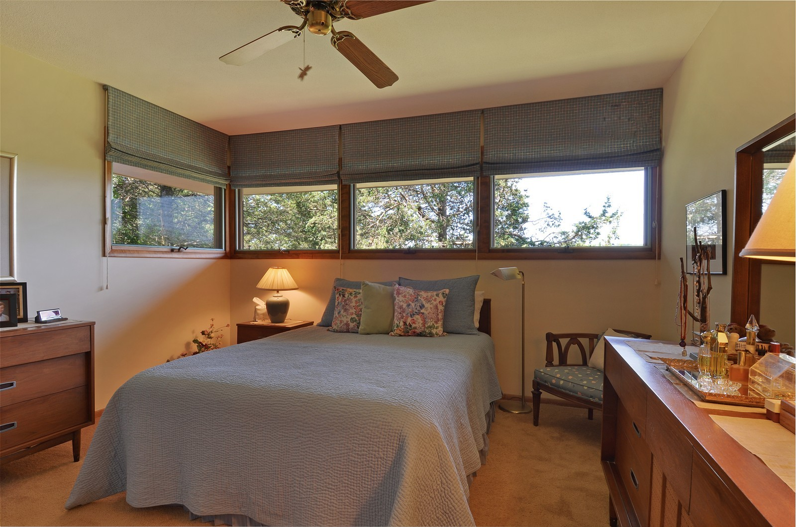 Real Estate Photography - N8885 1250th Street, River Falls, WI, 54022 - Master Bedroom