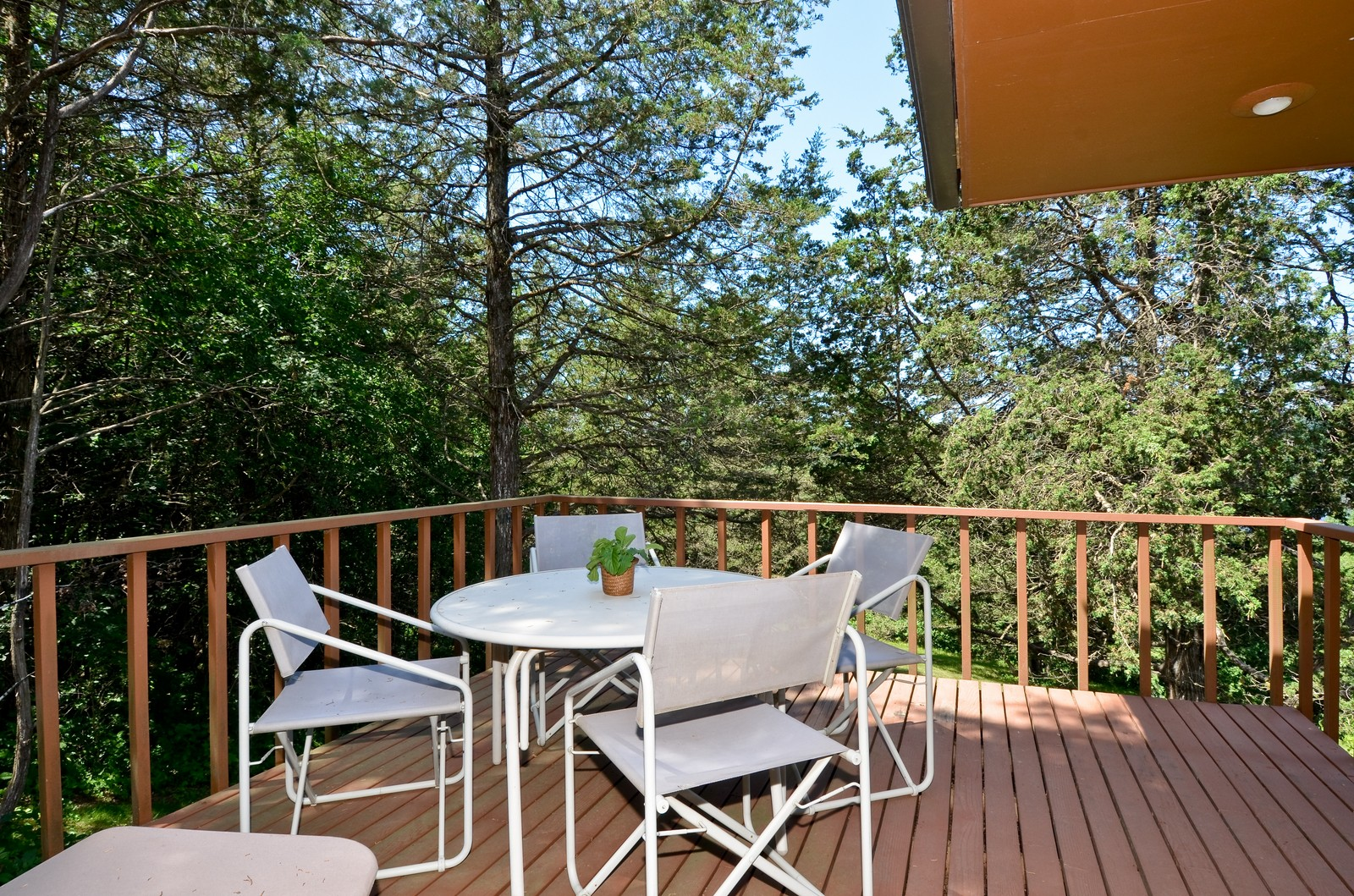Real Estate Photography - N8885 1250th Street, River Falls, WI, 54022 - Terrace 2