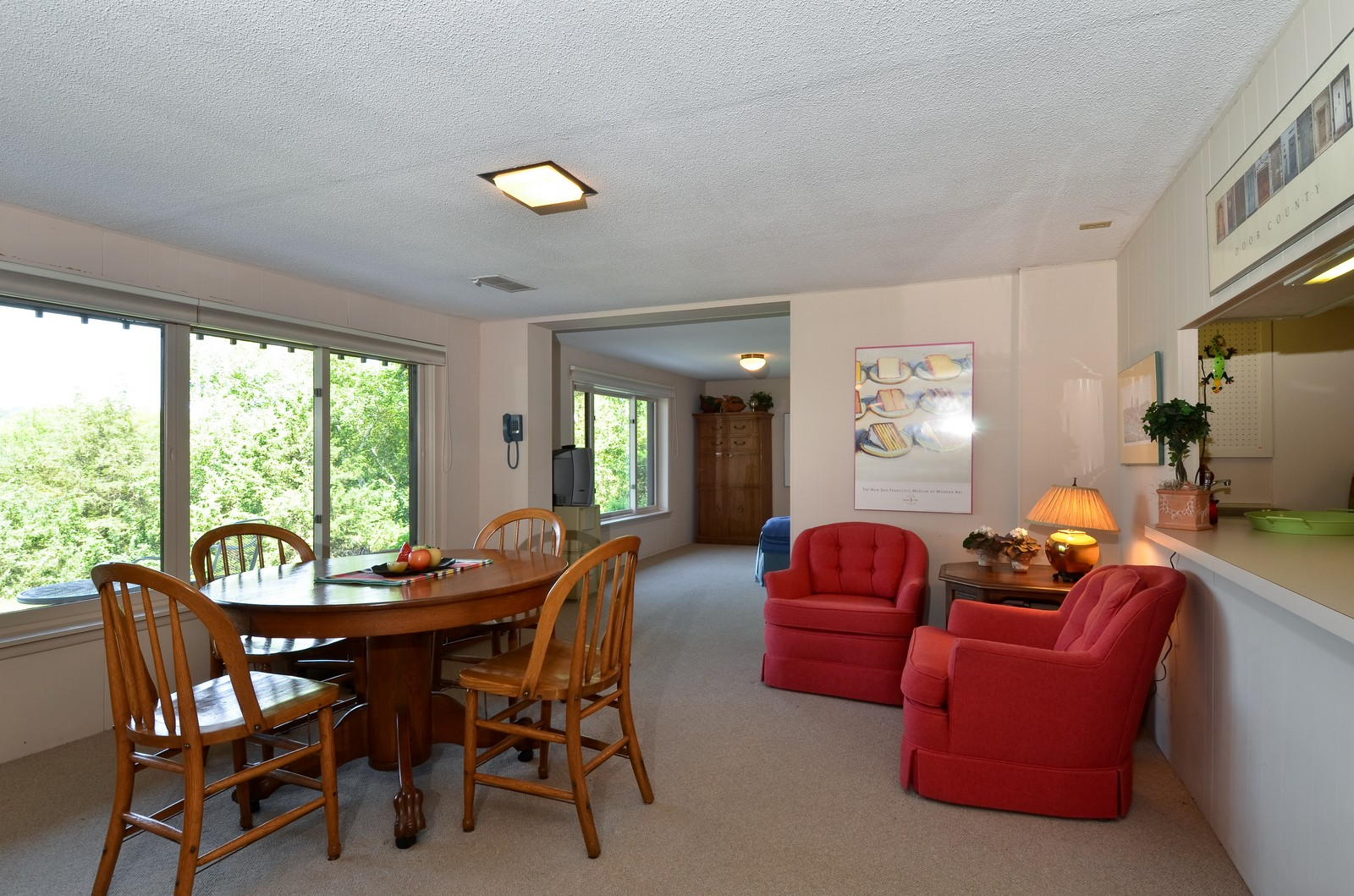Real Estate Photography - N8885 1250th Street, River Falls, WI, 54022 - Recreational Room