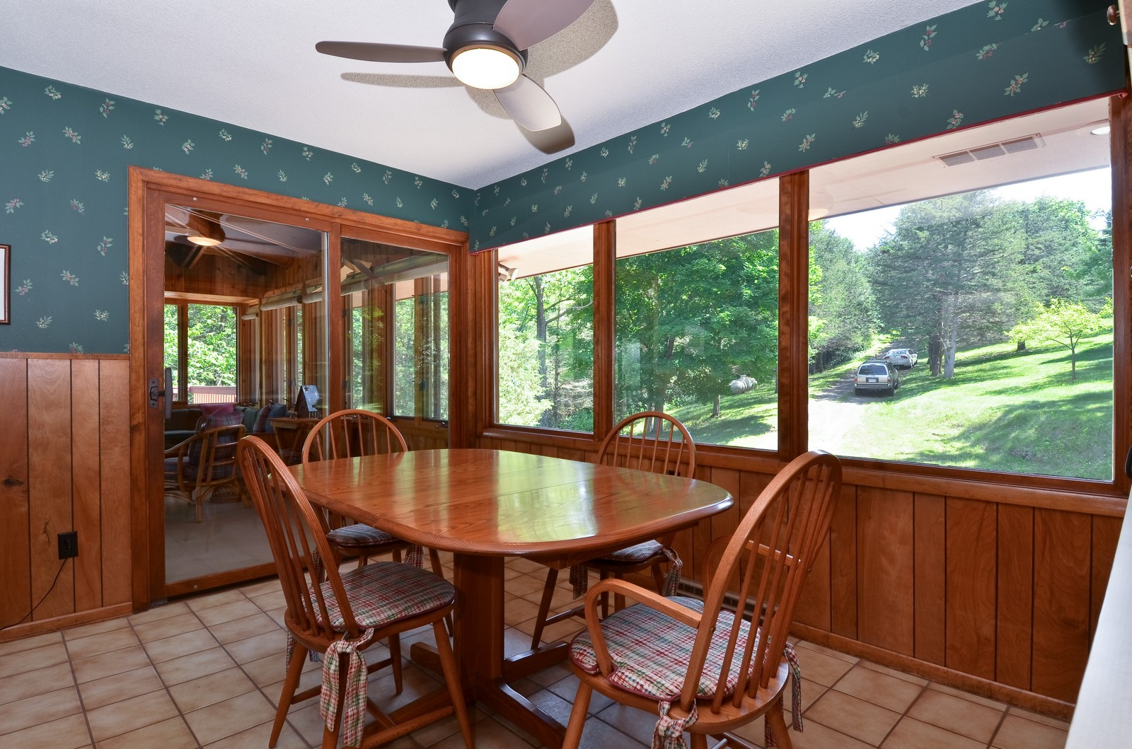 Real Estate Photography - N8885 1250th Street, River Falls, WI, 54022 - Dining Room