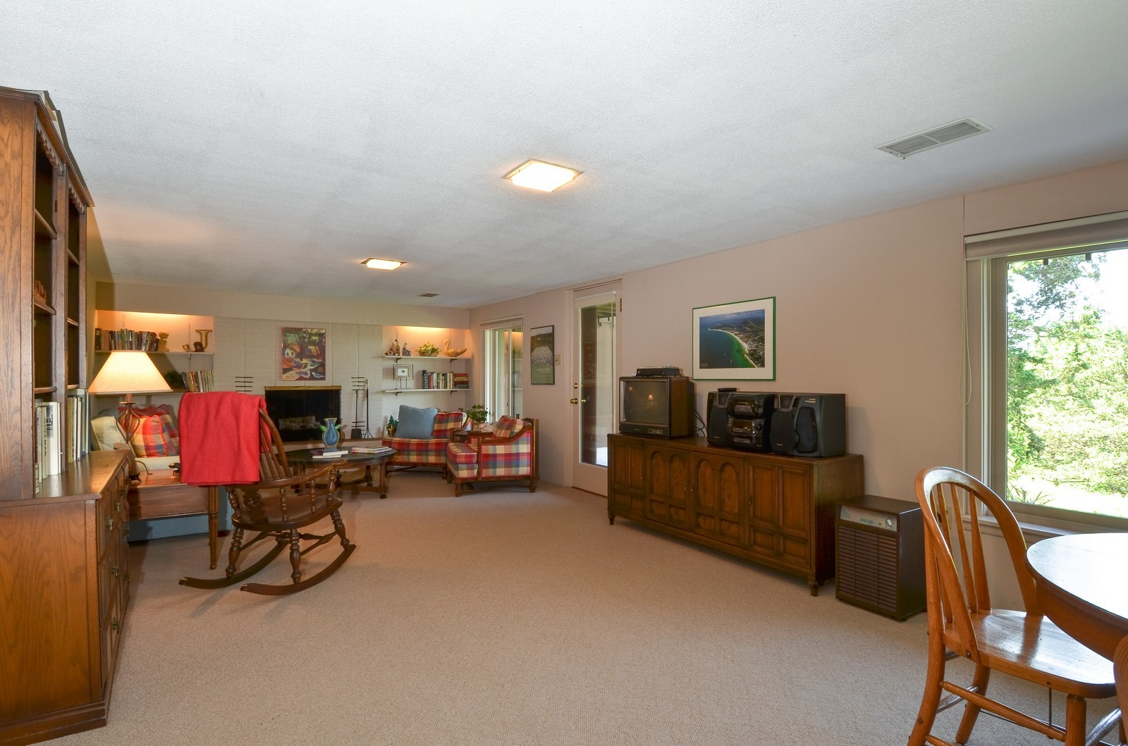 Real Estate Photography - N8885 1250th Street, River Falls, WI, 54022 - Family Room