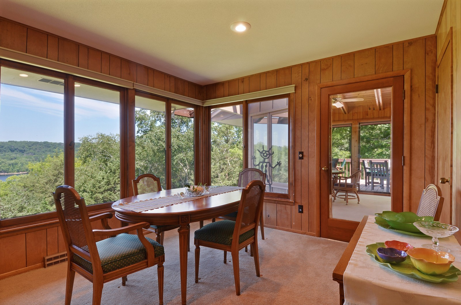 Real Estate Photography - N8885 1250th Street, River Falls, WI, 54022 - Dining Area 2