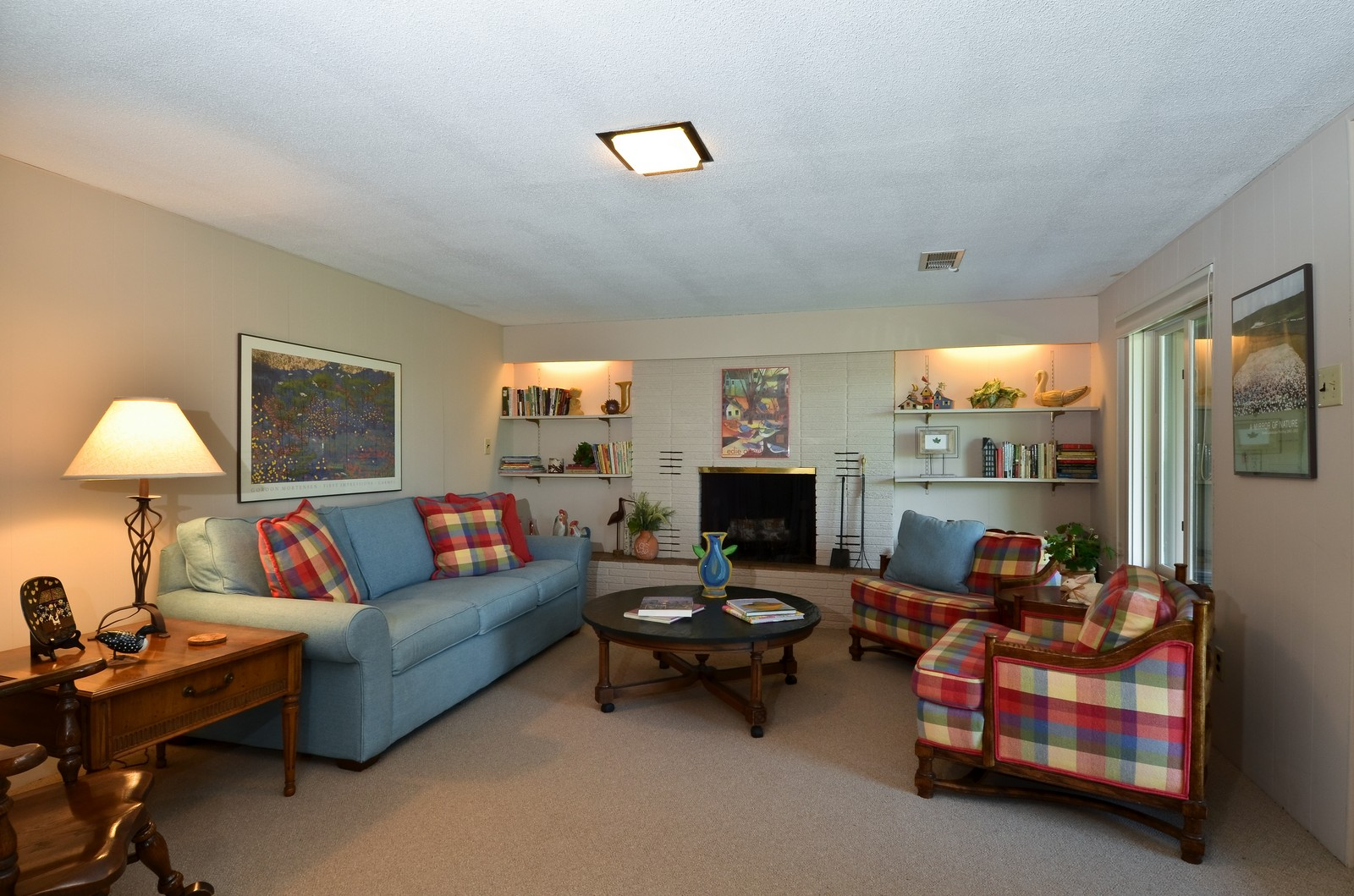 Real Estate Photography - N8885 1250th Street, River Falls, WI, 54022 - Den