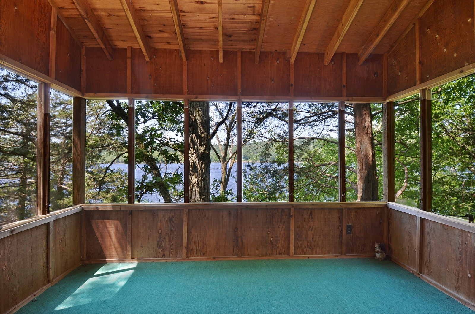 Real Estate Photography - N8885 1250th Street, River Falls, WI, 54022 - Boathouse