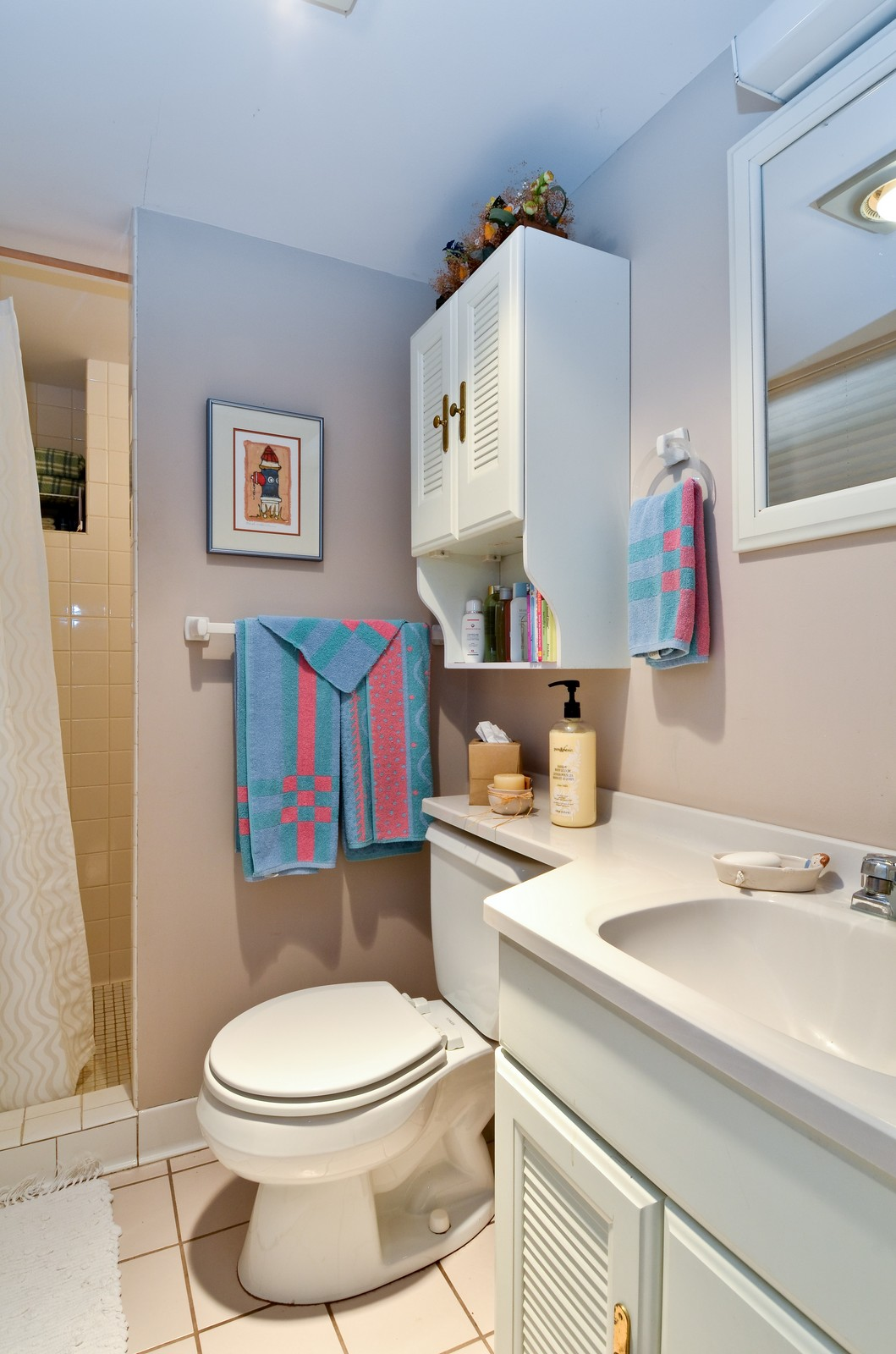 Real Estate Photography - N8885 1250th Street, River Falls, WI, 54022 - 2nd Bathroom