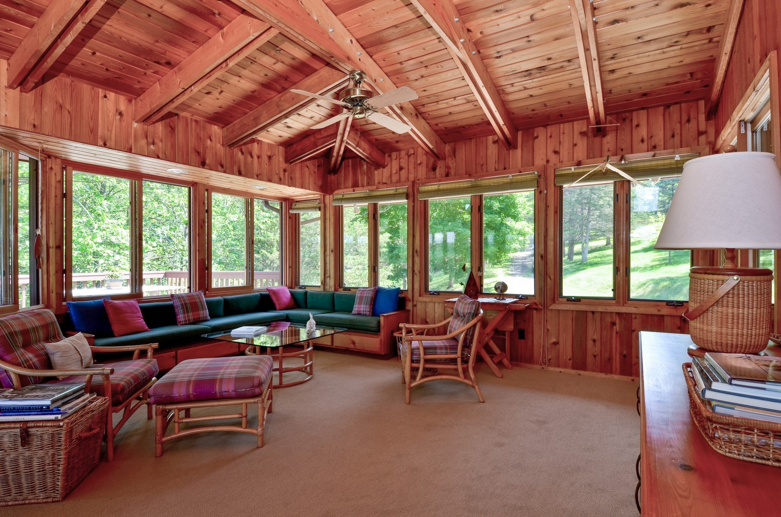 Real Estate Photography - N8885 1250th Street, River Falls, WI, 54022 - Sun Room