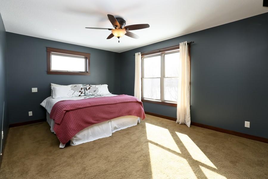 Real Estate Photography - 1050 LaBarge Road, Hudson, WI, 54016 - Master Bedroom