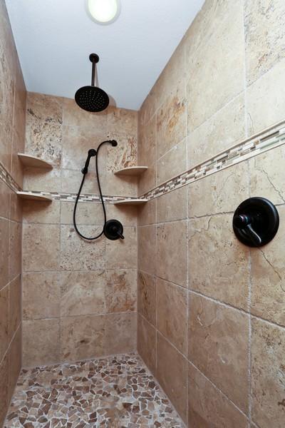 Real Estate Photography - 1050 LaBarge Road, Hudson, WI, 54016 - Master Bathroom