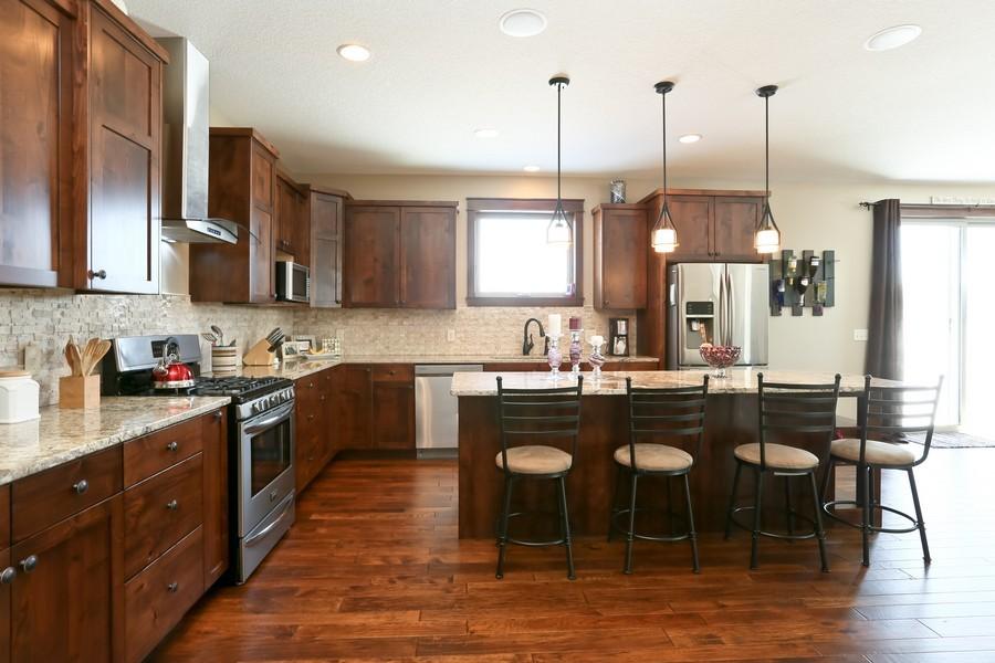 Real Estate Photography - 1050 LaBarge Road, Hudson, WI, 54016 - Kitchen