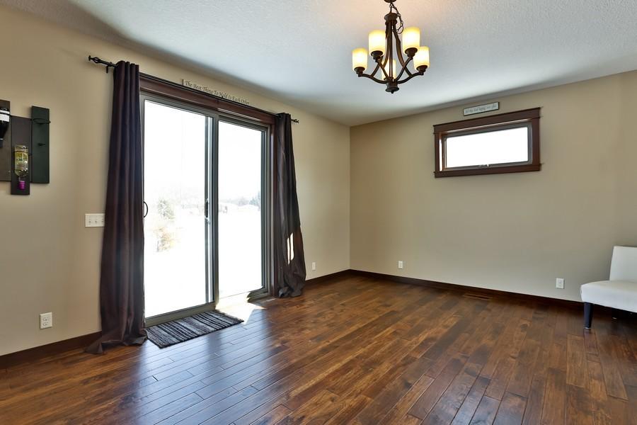Real Estate Photography - 1050 LaBarge Road, Hudson, WI, 54016 - Dining Room