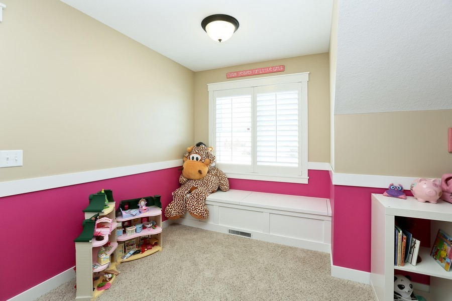 Real Estate Photography - 597 Grange Road, Hudson, WI, 54016 - 2nd Bedroom
