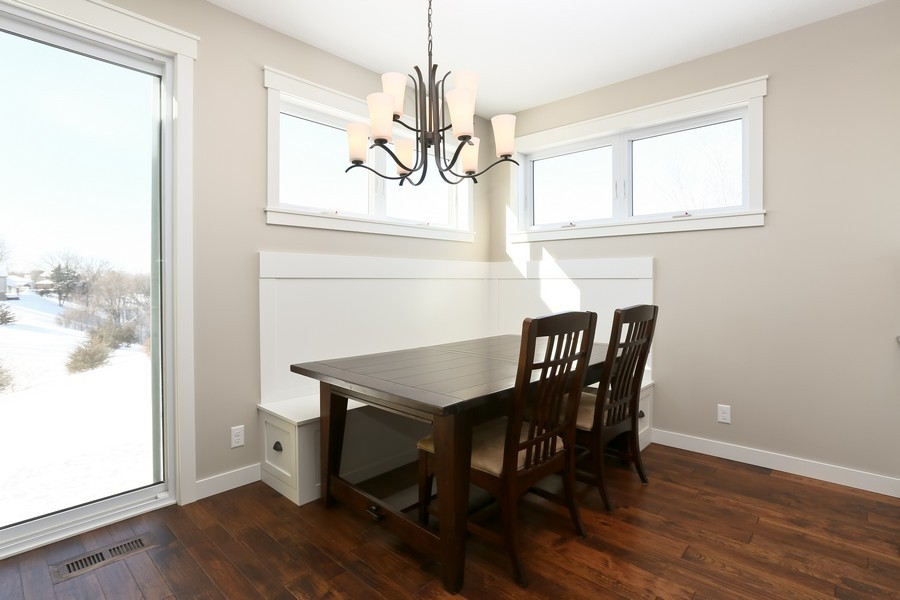 Real Estate Photography - 597 Grange Road, Hudson, WI, 54016 - Dining Room