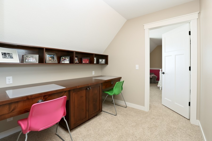Real Estate Photography - 597 Grange Road, Hudson, WI, 54016 - Loft
